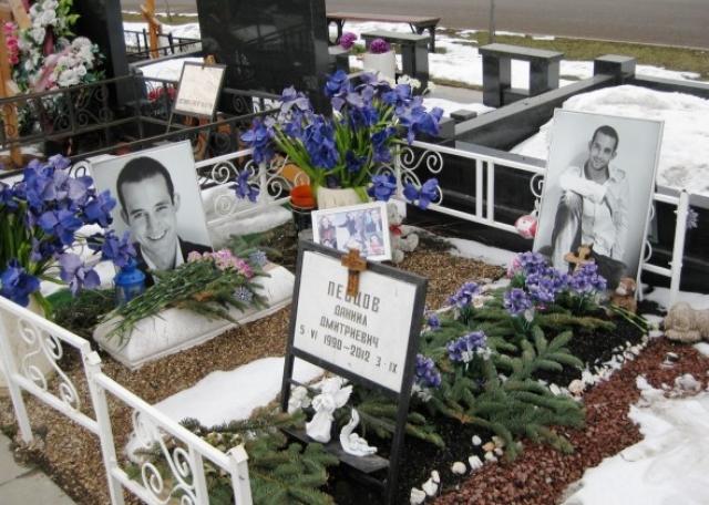 Гибель Певцова стала настоящим ударом для его родителей, близких и поклонниц. Похороны Певцова состоялись через два дня, могила Даниила Певцова находится на Троекуровском кладбище, за ней постоянно ухаживают его поклонницы, оставляя цветы и письма.