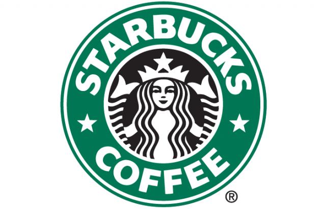Когда в 1987 году фирма Starbucks объединилась с компанией Il Giornale, логотип стал более целомудренным и упрощенным.