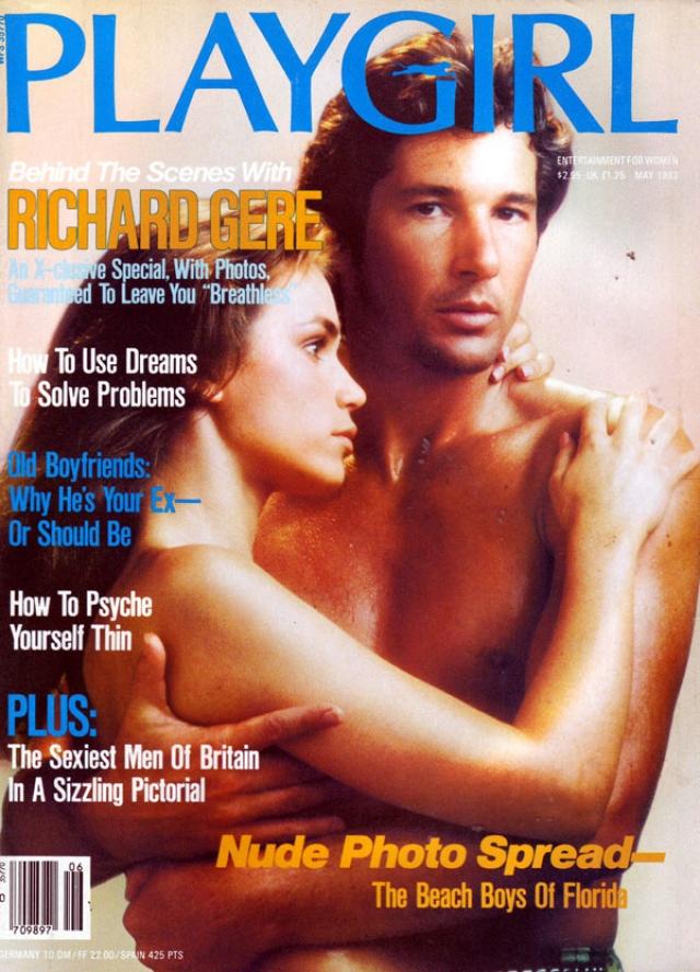 Ричард Гир. Май 1983.