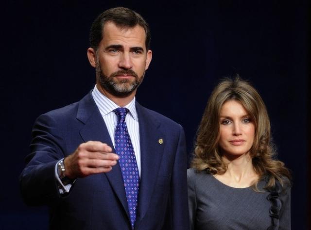Филипп VI - король Испании, вступивший на престол после отречения отца, короля Хуана Карлоса I. Будучи принцем женился на самой красивой испанской телеведущей Летиции Ортис.