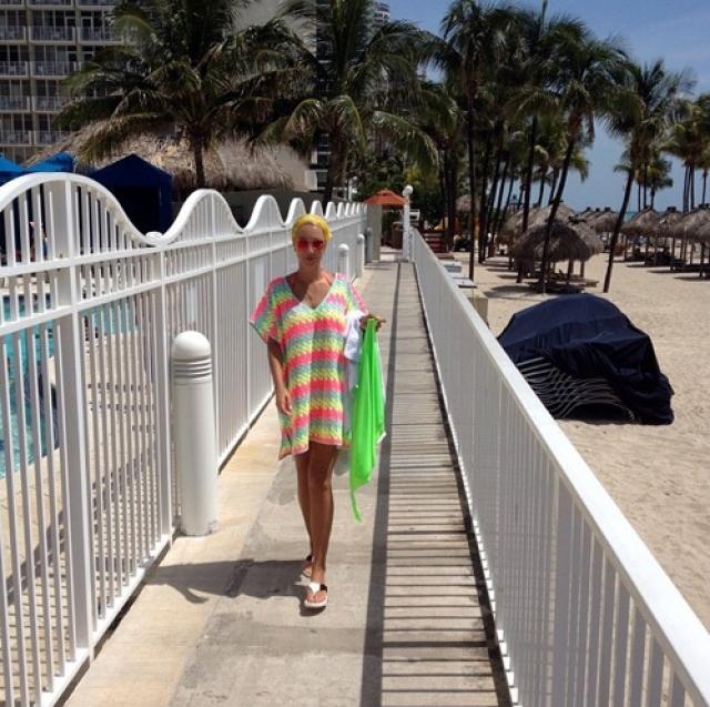 В начале июля стало известно, что известная телеведущая Лера Кудрявцева с мужем (известным спортсменом, который, кстати моложе нее на 16 лет ) купили роскошный дом в Майами.