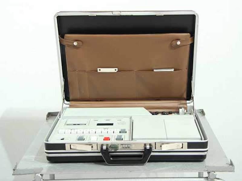 Российские СМИ показали ядерный чемоданчик в раскрытом виде
