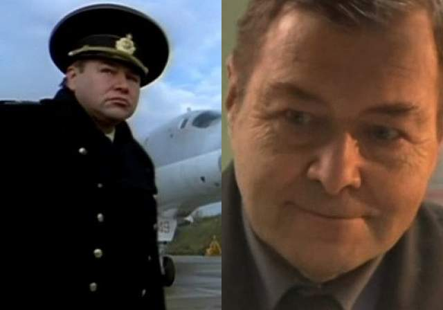 Борис Александрович Чердынцев, 69 лет - комендант аэродрома, майор Чердынцев.
