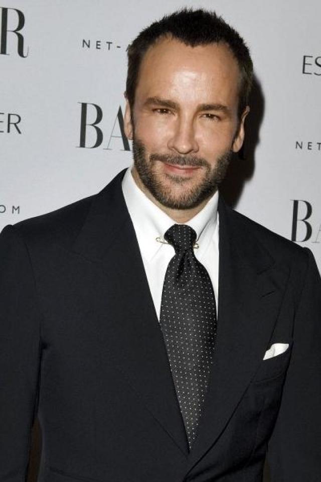 """Том Форд. В 1997 году всемирноизвестный американский дизайнер дал интервью журналу """"The Advocate"""", в котором рассказал о многолетних отношениях с главным редактором журнала """"Vogue для мужчин"""" Ричардом Бакли."""