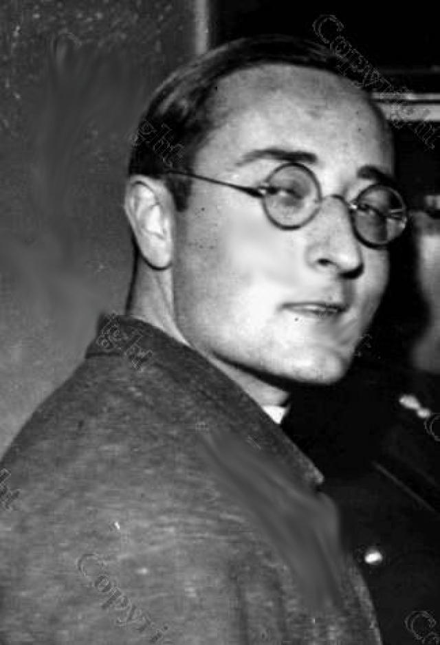 Защита оказалась бессильной, и Вейдман и Мильон были приговорены к смертной казни. Блан (на фото) получил 20 месяцев тюрьмы, а Колетт Трико была оправдана.