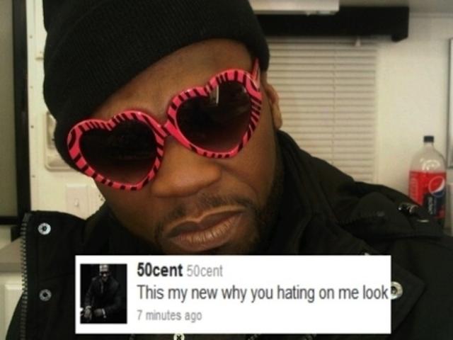 50 Cent и его ответ ненавистникам.