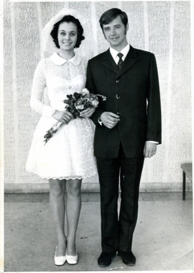 1976 году брак распался, Любовь осталась одна с маленьким сыном на руках. Одновременно с этим ее пригласили в Москву.