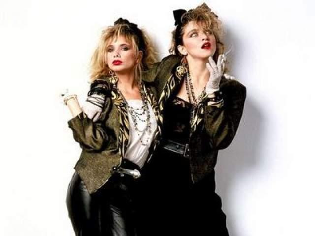 """В1985 году Мадонна снялась в успешной комедии """"Отчаянно ищу Сьюзан""""."""