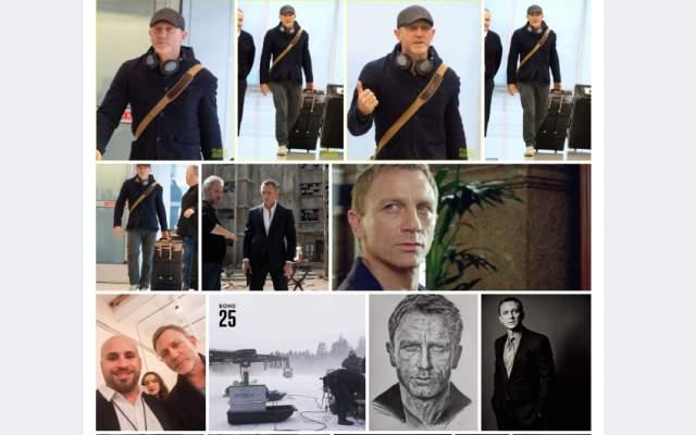 """Актер будто вжился в роль """"Бонда 007""""."""