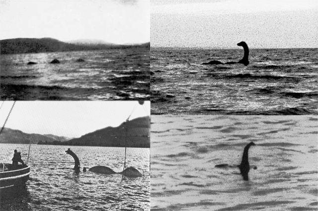 Поток сообщений и фотографий вновь подстегнул интерес публики к тайне озера в 1950-х.