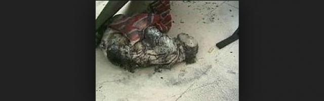 Одна из пяти, Лю Чуньлин скончалась на месте при спорных обстоятельствах. Другая - двенадцатилетняя Лю Сыин - как сообщалось, умерла в больнице через несколько недель.