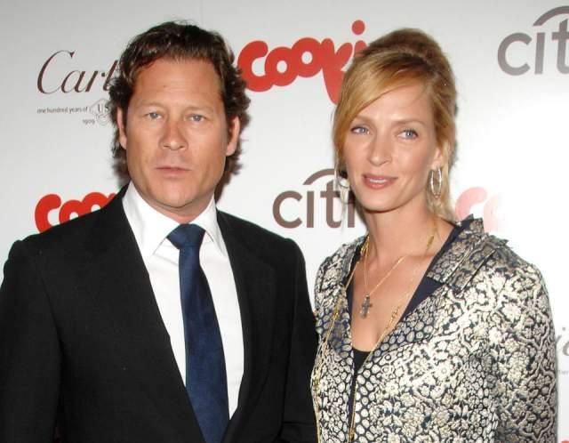 Ума Турман два раза побывала замуж за коллегами, оба при этом изменяли актрисе. Возможно, поэтому она решила переключиться на бизнесменов: в 2007-2014 годах она состояла в незарегистрированном браке с финансистом Арпадом Бюссоном.