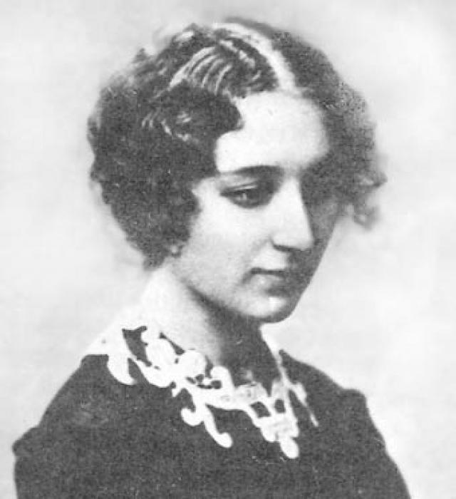 Вера Муромцева-Бунина. Аристократичная женщина стала третьей женой Ивана Алексеевича. Предыдущие не вынесли его несносного характера и любвеобильности.