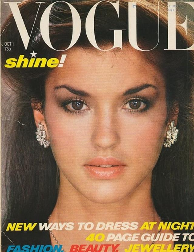 За ее плечами 37 обложек журнала Vogue, обложки Elle, Harper's Bazaar, Glamour, Cosmopolitan, Photo, Playboy и Sports Illustrated. На обложке Elle она появлялась семь раз подряд и была лицом рекламной кампании для таких продуктов, как Revlon, Alberto VO5, Max Factor, Clairol и Orbit.