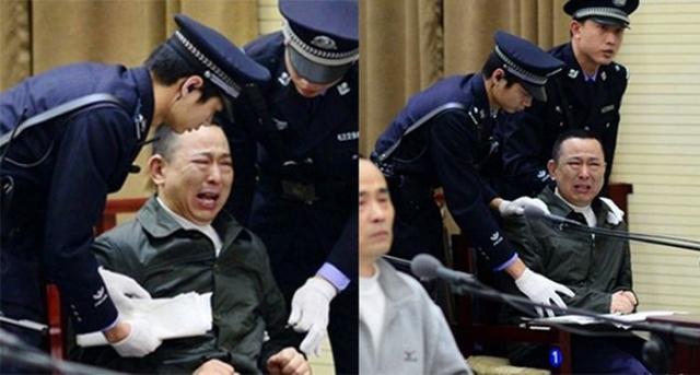 Лю Ханя признали виновным по 13 статьям уголовного кодекса.