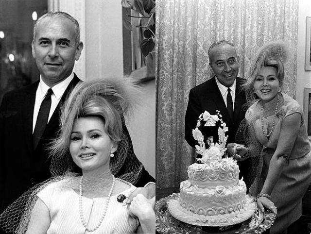 После него избранниками любвеобильной актрисы были промышленник Херберт Хатнер . За него она вышла спустя три недели после знакомства. Брак продлился 4 года.