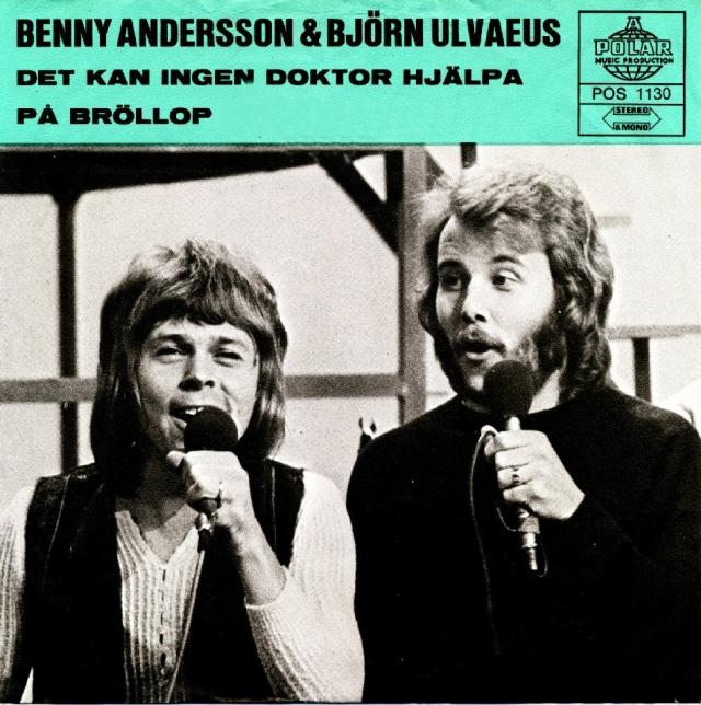 Основали коллектив певцы и авторы песен Бьорн Ульвеус и Бенни Андерссон, которые познакомились на вечеринке летом 1966 года и сразу поняли, что им стоит сочинять песни вместе.
