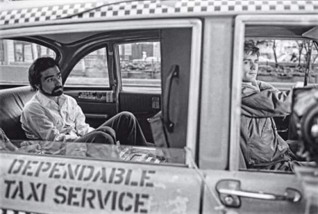 Скорсезе и сам появляется в фильме в роли пассажира такси.