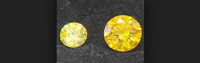 Из одного из них, канареечного цвета, специалисты компании LifeGem сделали кольцо для вдовы, а из оставшихся – кольца для дочерей Тэнди.