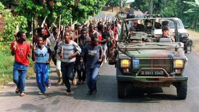 К 31 мая РПФ контролирует половину территории страны и закрепляется на окраинах Кигали, в том числе захватывает аэропорт, а 4 июля вошли в столицу. К 18 июля РПФ контролировал большую часть страны.