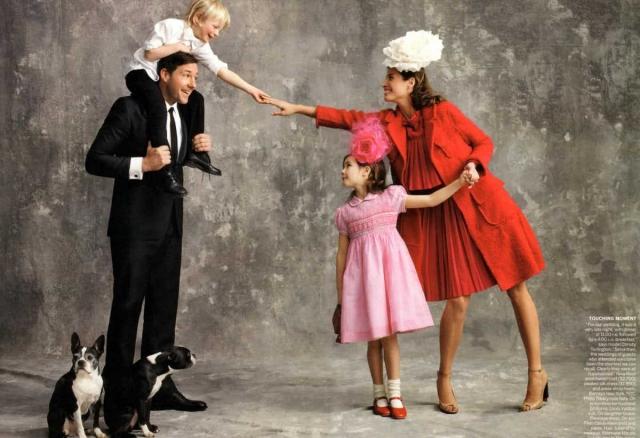 По сей 2015 год Кристи Тарлингтон и Эдвард Бернс живут вместе. Кроме воспитания любимых детей и основной работы они снимаются вместе в рекламных кампаниях.
