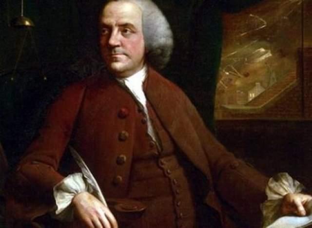 Бенджамин Франклин (1706 -1790) Бенджамин Франклин является одним из самых известных отцом-основателей Соединенных Штатов. он был также писателем, сатириком, политическим теоретиком, ученым, изобретателем, гражданским активистом, государственным деятелем и дипломатом.