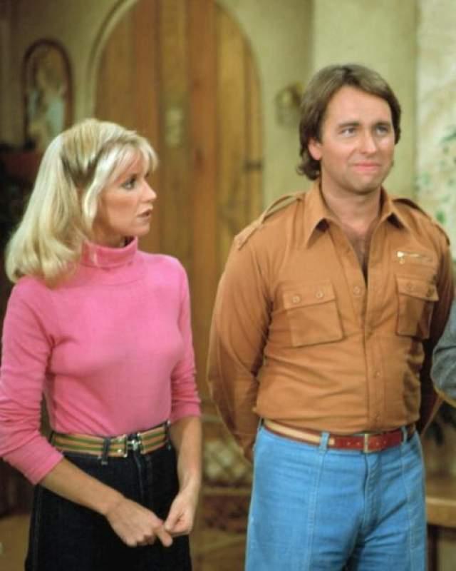 """Известность пришла к Риттеру после роли Джека Триппера в популярном в 70-е сериале """"трое-это компания""""."""