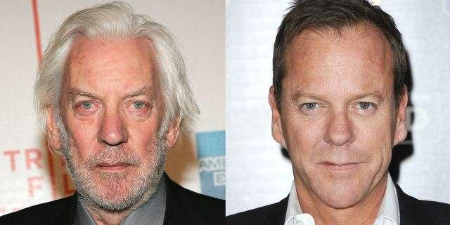 Многие журналисты сравнивают не только известность отца и сына и их актерские заслуги, но и их внешность, ведь они невероятно похожи.