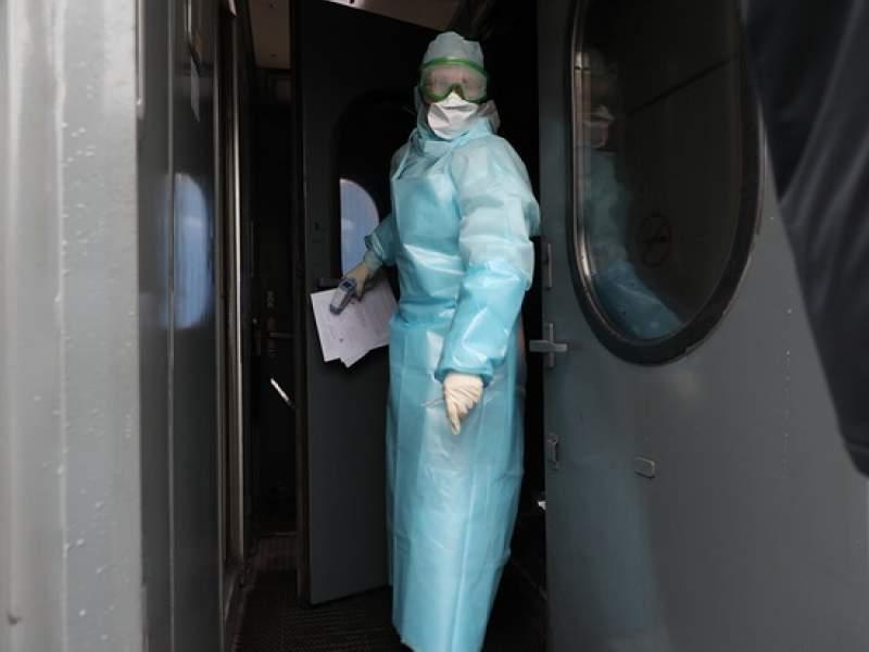 Новости дня: В Брянске из-за подозрения на коронавирус отцепили вагон