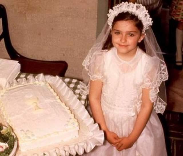 Родившаяся в Мичигане 16 августа 1958 года Мадонна Луиза Чикконе была одной из шести детей в семье. В течение двух лет она училась в Мичиганском университете, после чего решила посвятить себя карьере танцовщицы.