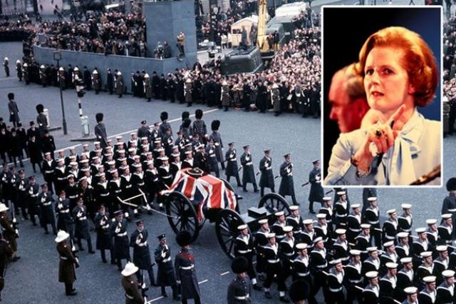 """Маргарет Тэтчер. """"Железная леди"""" была премьер-министром Великобритании с 1979 по 1990 год и умерла в апреле 2013 от инсульта."""