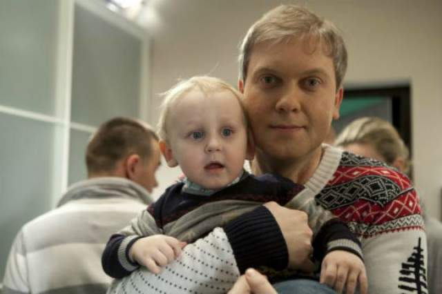 А второй ребенок, сын Иван, появился у Светлакова и Чеботаревой в 2013 году.