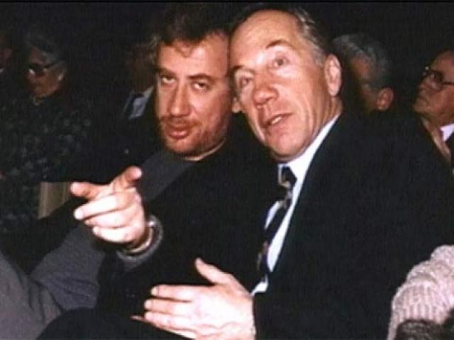 Баскин много лет дружил с Савелием Крамаровым, по его приглашению тот в начале 1980-х и уехал в США .