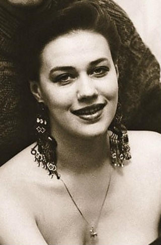 ...модель Ольга Данилова...