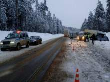В страшном ДТП в Ленинградской области погибли 9 человек