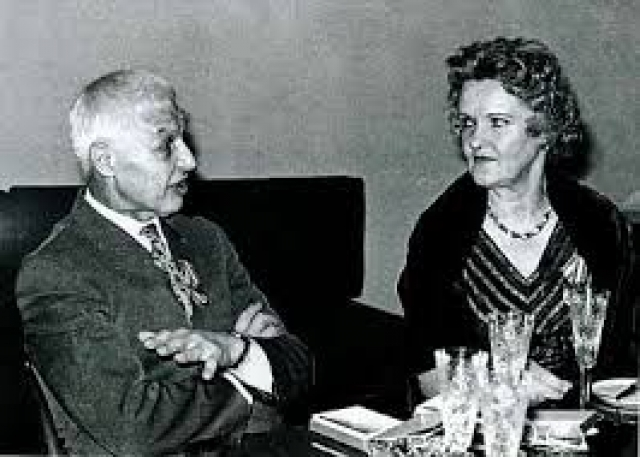 Моррис и Лона Коэн. Супруги родились в США, а советскими шпионами стали в конце 30-х годов.