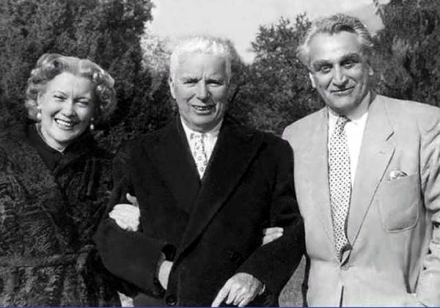 Он называл ее Чарли, она его Спенсер. В честь великого Чарли Спенсера Чаплина, которого они оба боготворили, и который, к слову, был их другом.