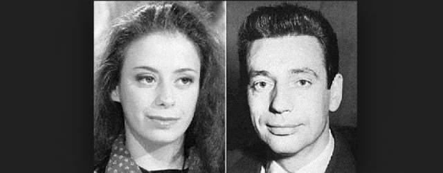 Ив Монтан. Звезда и актриса Анна-Мария Дроссар познакомилась на съемочной площадке, а через 15 лет женщина потребовала алименты для дочери Авроры.