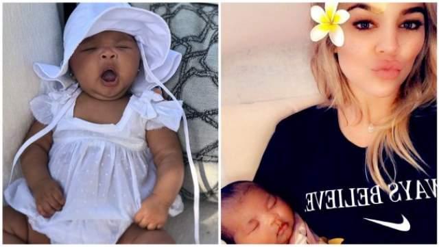 Хлои Кардашьян, апрель. Участница популярного американского реалити-шоу о своей семье назвала дочь Тру.