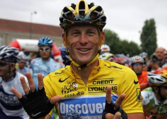 Лэнс Армстронг. Самый популярный велогонщик в мире долго отрицал факт применения допинга, однако в 2013 решил сделать признание в шоу Опры Уинфри.