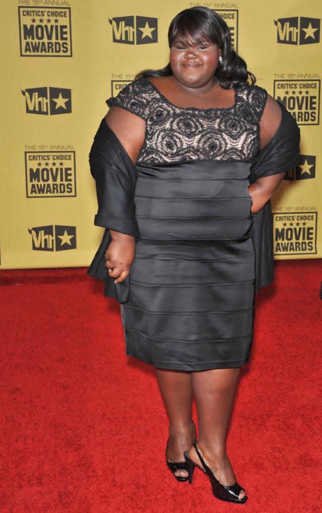 По словам актрисы, вместе с известностью к ней пришло понимание, что она не должна стесняться своего веса.