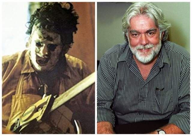 Гуннар Хансен сыграл знаменитое Кожаное лицо в фильме 1973 года. Невозможно не согласиться - образ актер передал уж очень реалистично..