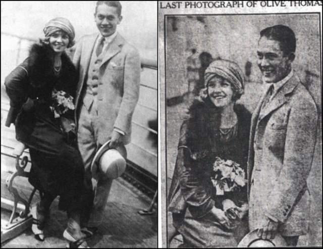 Она стала обладательницей долгожданного контракта и практически сразу встретила свою судьбу - актера Джека Пикфорда, за которого вышла замуж. Благополучная с виду гламурная пара на самом деле жила не так хорошо, как все полагали.