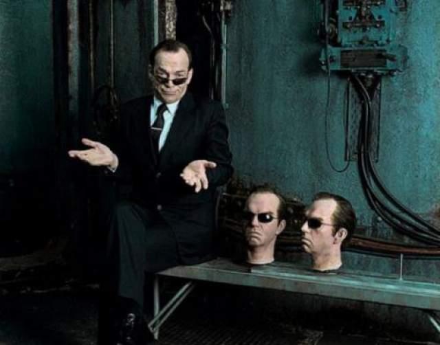 Матрица: революция, 2003