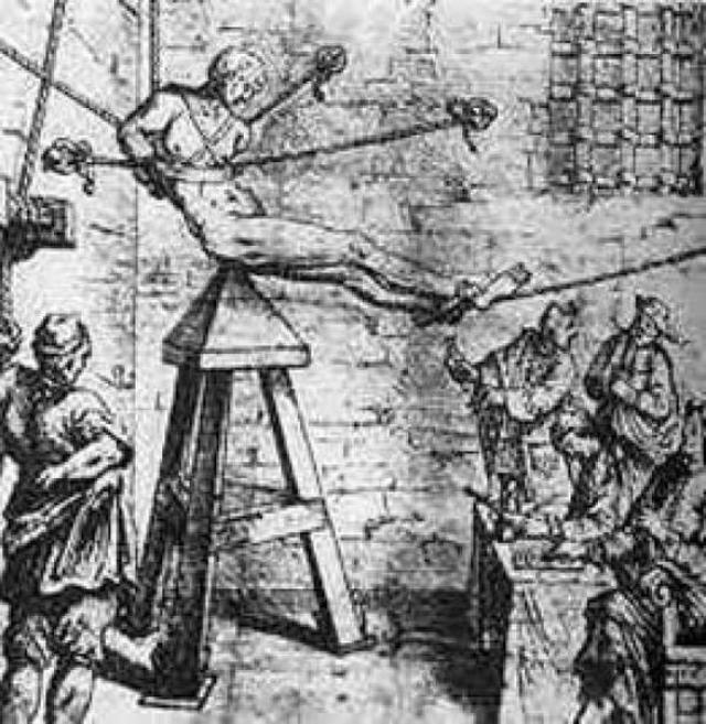Пытка продолжалась несколько часов или даже дней. Смерть обычно наступала от инфекции, поскольку островерхое сидение пыточной машины никогда не дезинфицировалось.