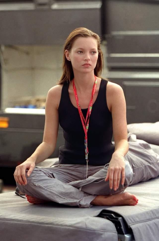 Несмотря на то, что Кейт уделяет достаточно времени по уходу за собой, она заявляет, что не помешана на себе.