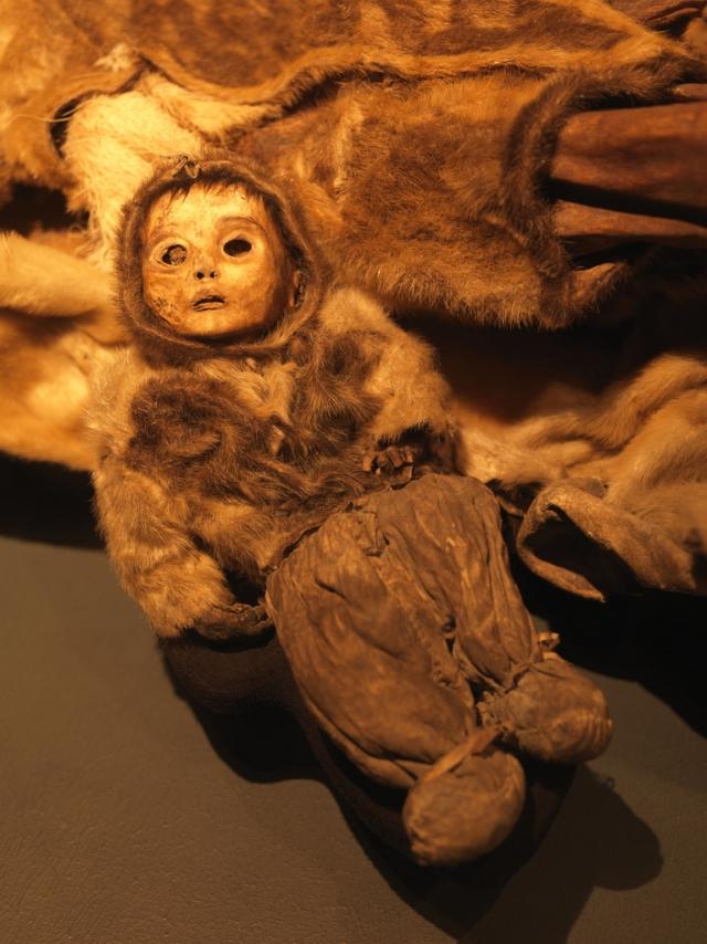 Девять человек скончались на территории Гренландии во времена средневековья. Особый интерес ученых и любопытство, приправленное страхом, обычных любителей подобных находок вызвала одна из мумий.