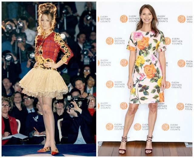 Кристи Тарлингтон  Еще одна звезда подиумов - супермодель Кристи Тарлингтон. На ее счету более 500 глянцевых обложек, миллионные контракты с косметическими Бернами и статус самого успешного лица Calvin Klein за всю историю существования марки.