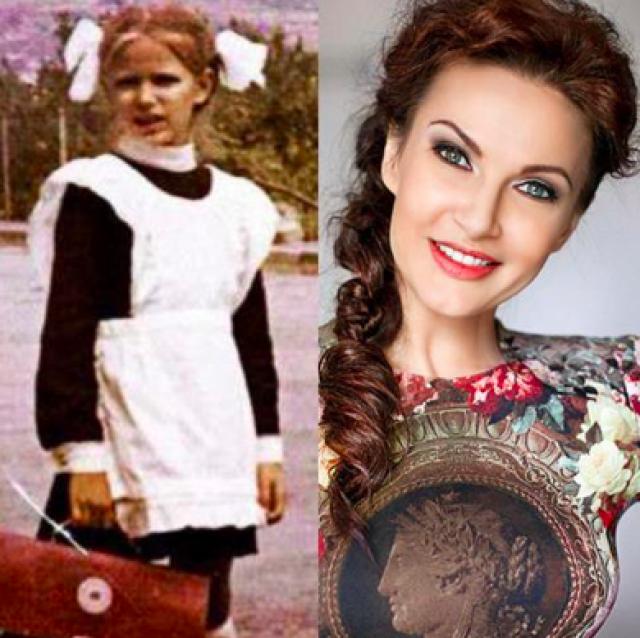 Эвелина Бледанс (актриса, телеведущая)