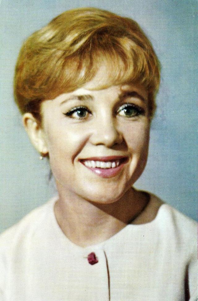 Надежда Румянцева. Всеми любимая актриса счастливо прожила с мужем сорок два года.